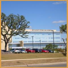 Methodist Stone Oak Hospital - Stone Oak Doctors